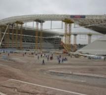 Se reanudan obras en la Arena Corinthians