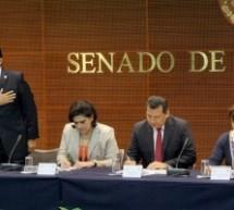 Establecen Senado y CNDH convenio en favor de indígenas