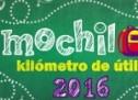 """FHUCUP realiza colecta para el Mochilon """"kilómetro de útiles 2016″"""