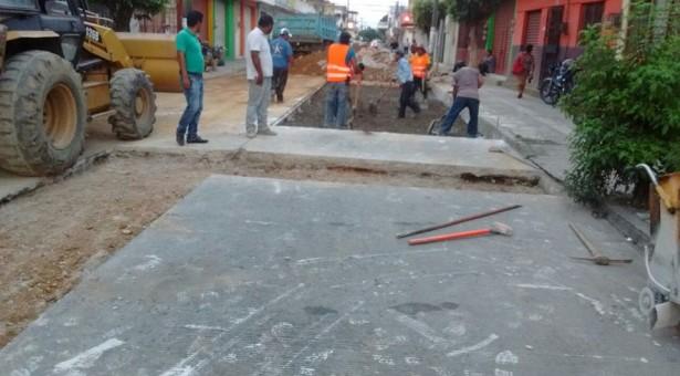 hundimiento de losas en Carranza fue problemas con el Subsuelo: Fridstein