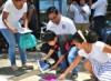 Con gran respuesta de la ciudadanía FHUCUP realizó el Kilometro Mochilón 2016