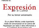 Felicitación de la Diputada Federal Karina Barón