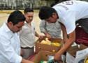 FHUCUP entrega víveres en zonas inundadas de Tuxtepec
