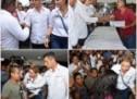 Encabeza Gobernador Alejandro Murat Tercera Audiencia Pública en Tuxtepec
