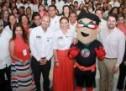 Ivette Morán de Murat encabeza Encuentro Estatal de Alimentación con Presidentas y Presidentes DIF municipales de Oaxaca