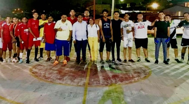 El deporte la mejor arma para prevenir adicciones y mejorar la salud: Gobierno de Tuxtepec