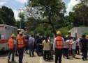 DIF Oaxaca realiza simulacro de emergencias