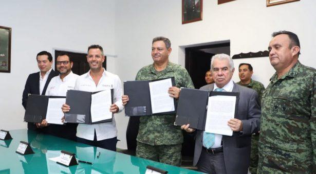 Acuerdan Gobierno de Oaxaca y Sedena concluir el Hospital de la Mujer Oaxaqueña
