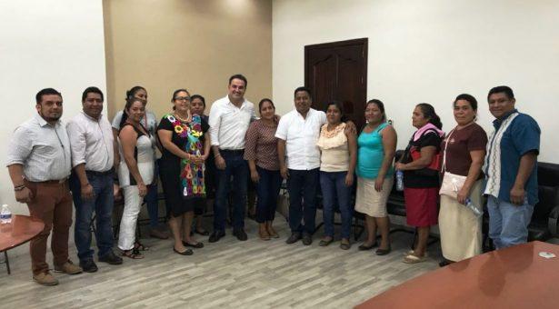 Ayuntamiento apoyará a Comedores Comunitarios: Dávila