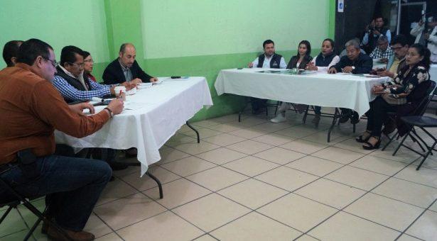 Presentan avances del Programa de Ordenamiento Territorial y Desarrollo Urbano de Tuxtepec