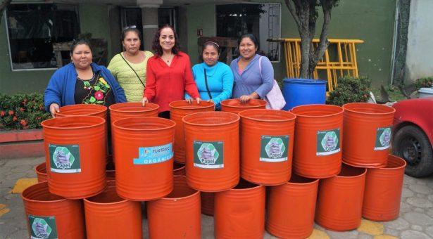 Espacios públicos y escuelas libres de basura, una responsabilidad compartida: Anilú Delfín
