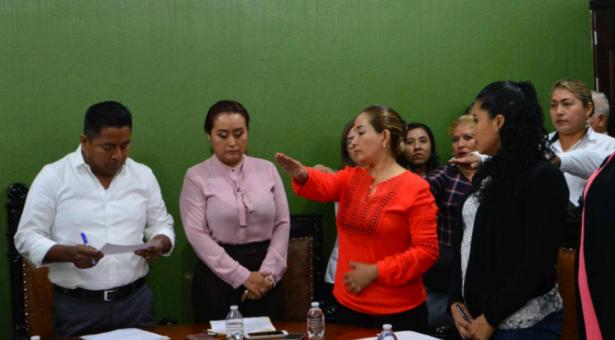 Aprueba cabildo por unanimidad Comité del Sistema DIF Tuxtepec