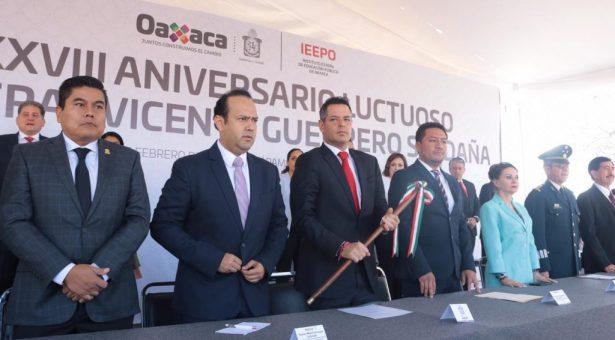 Gobierno de Oaxaca da su voto de confianza a las Fuerzas Armadas: Alejandro Murat