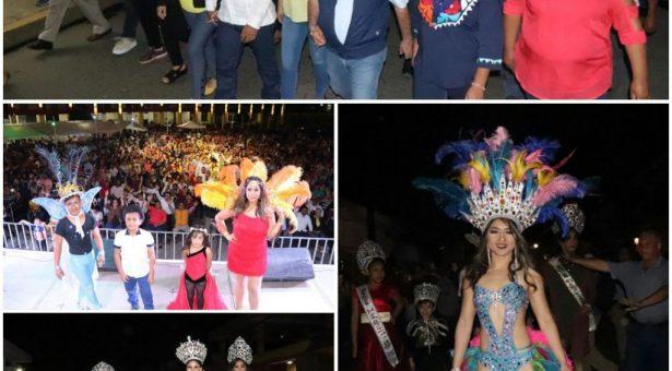 Invita Dávila a vivir el próximo carnaval con mucha alegría y en ambiente de paz