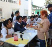 Priismo se reposiciona en agencias de la capital oaxaqueña