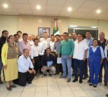 Atiende Gobierno Oaxaca peticiones de municipios de la región de la Mixteca