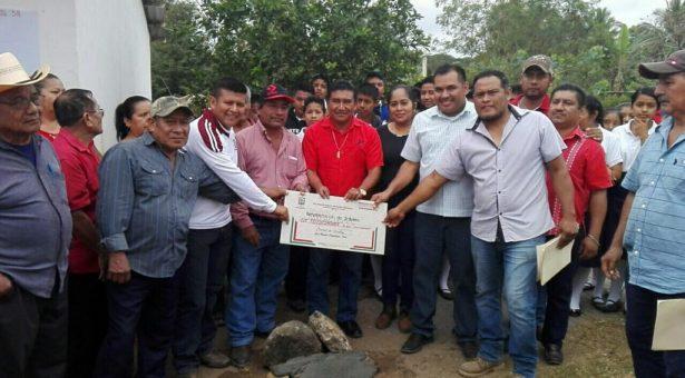 Gobierno De Soyaltepec Arranca Obras Municipales