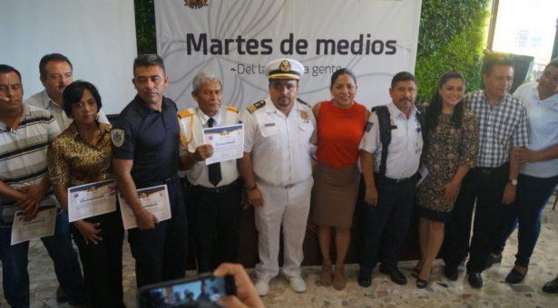 Reconoce Gobierno de Dávila labor de participantes en Operativo Intermunicipal Semana Santa Segura