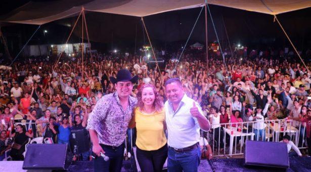 Espectacular cierre de la Expo Feria Tuxtepec 2019; también habrá en el 2020
