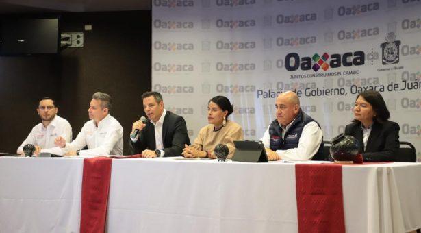 Refuerza Gobierno de Oaxaca la seguridad en el centro comercial más grande del estado