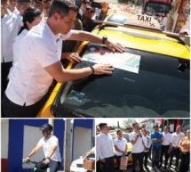 Garantiza Alejandro Murat una mejor movilidad urbanaen fiestas de la Guelaguetza