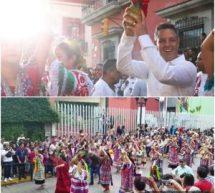 """""""Flor de Piña"""" principal atractivo del Desfile de Delegaciones en la Guelaguetza 2019"""