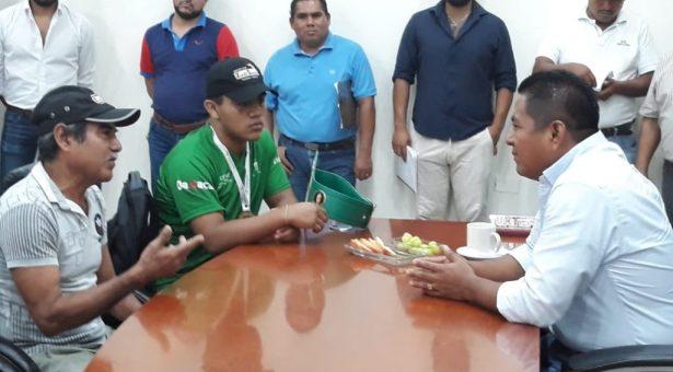 Esencial la participación conjunta pueblo y gobierno para un mejor Tuxtepec: Dávila