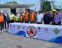 Tuxtepec fortalece la formación en la Protección Civil: Dávila