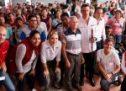 Entregan Alejandro Murat e Ivette Morán apoyos del DIF Oaxaca