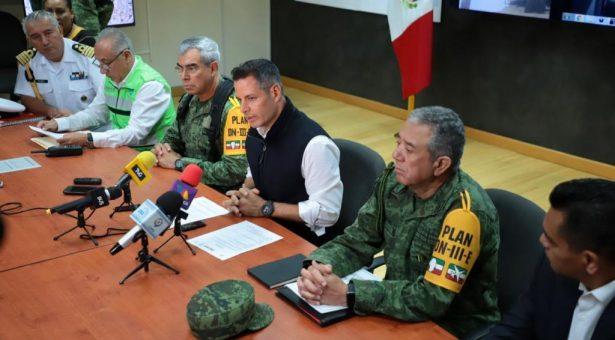 Participa Oaxaca en el Macrosimulacro sísmico