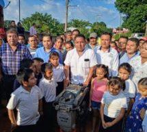 Tuxtepec continúa en la ruta del progreso: Dávila