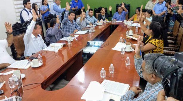 Aprueba Cabildo 22 mdp para 27 obras más en beneficio de Tuxtepec