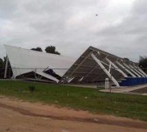 Vientos ocasionados por el Frente Frío 41 provocan daños en Oaxaca: CEPCO