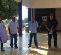Informan a áreas operativas del Ayuntamiento de Tuxtepec medidas de prevención contra el Covid-19