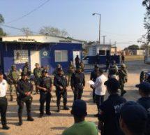 Asume la SSPO la coordinación de las Policías Municipal y Vial de Loma Bonita