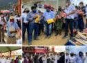 Regresa Alejandro Murat a los Ozolotepecpara apoyar a las familias afectadas por sismo