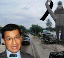 «No habrá impunidad y se castigará con todo el peso de la Ley a responsable del homicidio de adolescente, en Acatlán de Pérez Figueroa»: Fiscal General