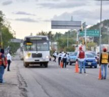 Durante la Fase 3 de la Contingencia Sanitaria, Semovi intensifica supervisión del transporte público