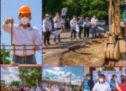 Con más de 4.5 mdp, arranca Noé Ramírez 5 obras más en beneficio de los tuxtepecanos