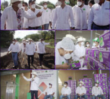 Reafirma Alejandro Murat compromiso del Gobierno de Oaxacapara el desarrollo de la Cuenca