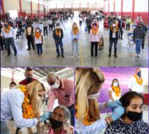 Seguimos trabajando por la salud de las familias oaxaqueñas: IMM