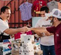 """Gracias presidente por dos añosde buen gobierno"""": Paco Niño"""