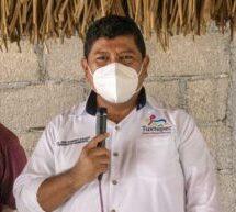 Se alista Presidente Noé Ramírez para rendir su Informe de Gobierno