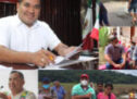 Toño Nazario su gran trabajo y su humildad lo perfilan para hacer historia en Soyaltepec