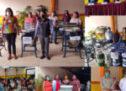 Entrega Laura Estrada apoyos gestionados ante SEPIA para comunidades de Tuxtepec