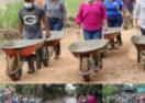 🔴 Revive el tequio, familia Bautista Dávila se une al pueblo