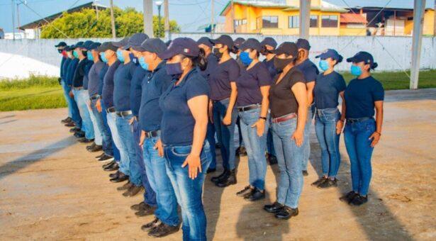 Buena respuesta a convocatoria para nuevos elementos policiacos