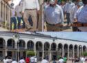 Un éxito el simulacro de sismo en Palacio Municipal de Tuxtepec