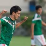 México golea Lobos BUAP en partido de preparación