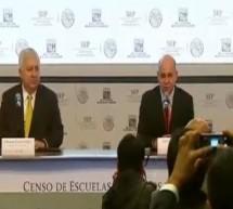 69 mil plazas educativas en situación irregular: INEGI